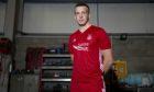 Aberdeen midfielder Lewis Ferguson.