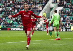 James Wilson gives Aberdeen win over Hibernian but Dons miss out on automatic European qualification