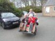A new trishaw is helping senior citizens enjoy life.