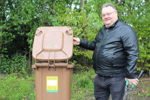 Council leader Graham Leadbitter