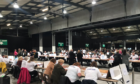 Photo of the Aberdeenshire counting area