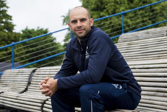 Scotland Captain Kyle Coetzer.