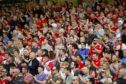 Aberdeen fans face disappointment in gaining tickets for the trip to Finland
