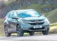 Honda CR-V 2019 CR-V hybrid