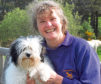Anna Patfield, who runs Pawsability in Ardgay, Sutherland