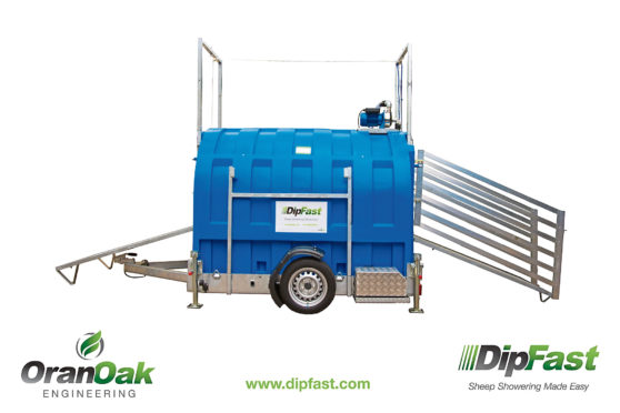 Oran Oak Dipfast - picture for RHASS technical innovation awards