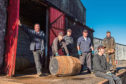 Tomatin Distillery - the distillery team  Handout pics from Tomatin Distillery