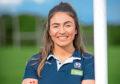 Emma Wassell, 24, already has 36 consecutive Scotland caps