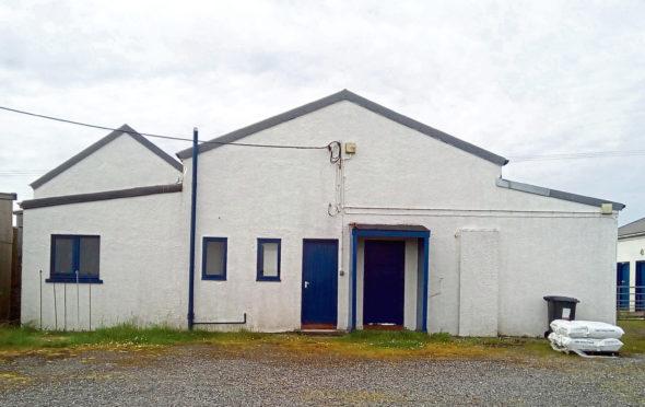 Lochmaddy Slaughterhouse