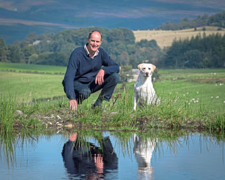 Crown Estate Scotland head of property Andy Wells