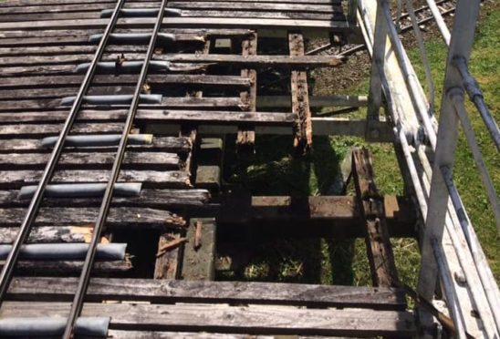 Ness Islands Railway forces to close following vandalism to the popular track.