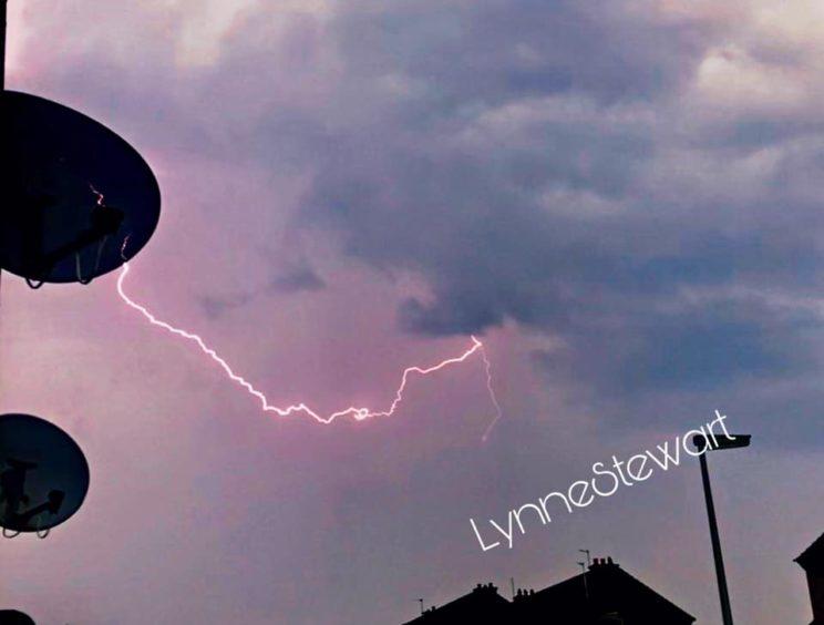 Captured by Lynne Stewart at Mastrick / Summerhill