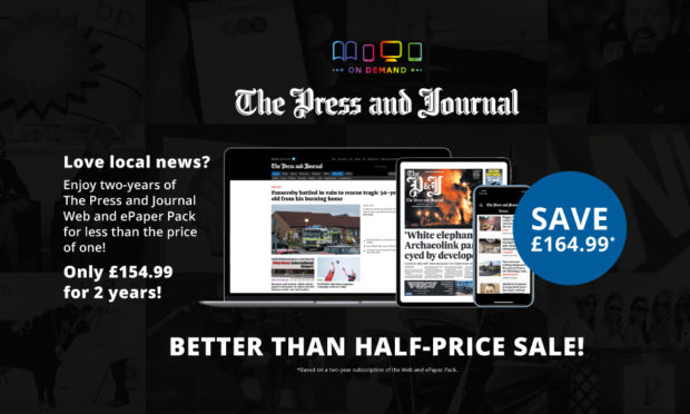 446c560a735cc Don't miss the Press and Journal's better than half-price digital ...