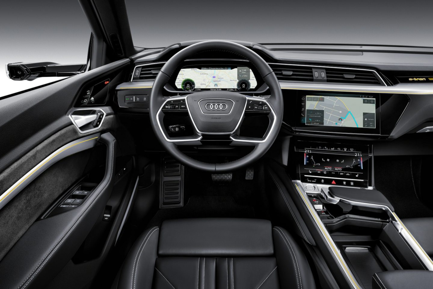 ROAD TEST: Audi on to an electric winner | Press and Journal