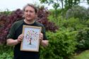David Scanlan is backing a Chas campaign showing solidarity with other bereaved fathers.