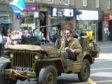 Armed Forces Day parade in Aberdeen.