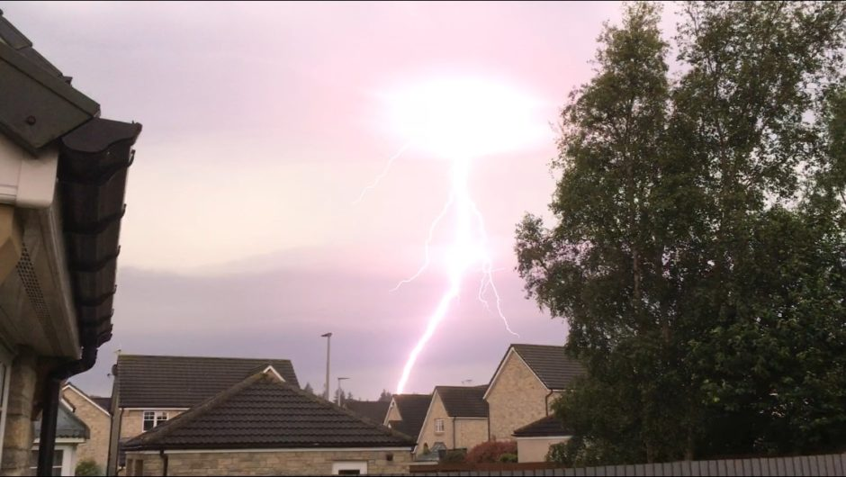 Captured by Steve Cryle at Ellon