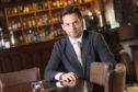 Emmanuel Moine, manager of the Glen Mhor Hotel.