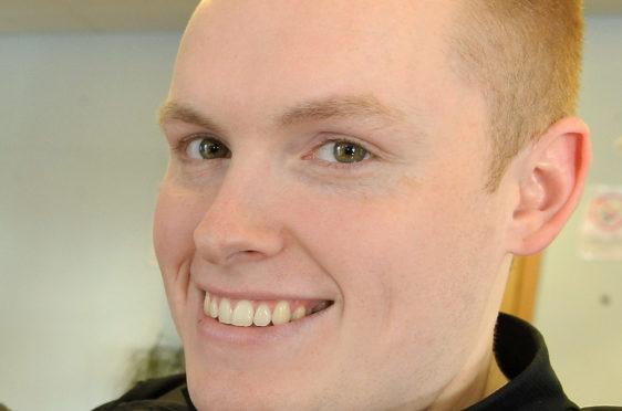 Special Constable Michael McDiarmid