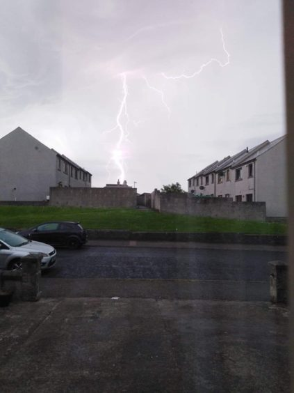 Captured by Kerry Pirie in Fraserburgh