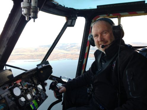 Geoff Porter is planning an epic adventure to raise funds for the Hall of Clestrain in Orkney.