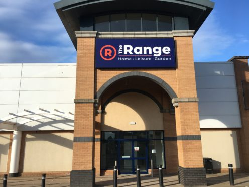 The Range was opened yesterday by Provost Helen Carmichael.
