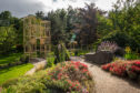 Pictures by JASON HEDGES     Pictures show the Biblical Gardens in Elgin, Moray.