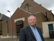 Chairman of the community council John Ross. Picture by Kath Flannery