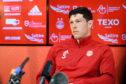 Aberdeen defender Scott McKenna.