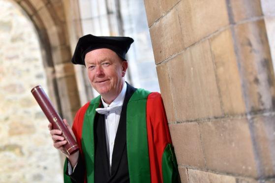 Aberdeen University Graduations 2019