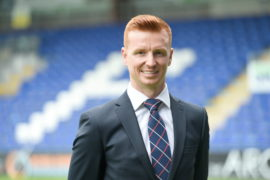 Boyd could not resist Staggies call despite Clarke's plea to remain at Killie