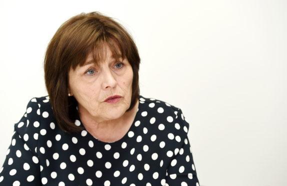 Scottish Health Secretary, Jeane Freeman. Picture by Sandy McCook