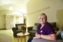 Highland Hospice Staff Nurse Leanne Scott Picture by SANDY McCOOK