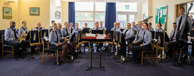 RAF Lossiemouth Voluntary Band