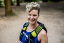 Anna McNuff anticipates her Barefoot Britain challenge will take five months in total to complete