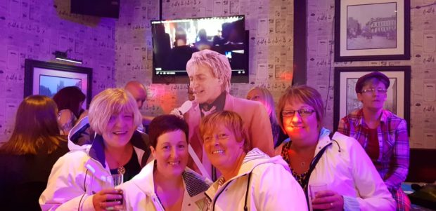 Rod Stewart fans carry on despite cancelled gig | Press and Journal