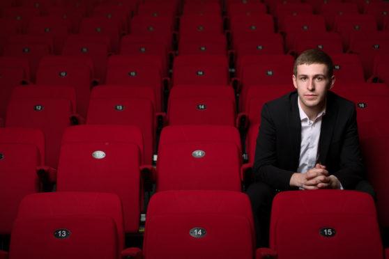 Ryan MacKenzie director of Forte Productions