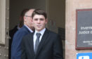 Sol Kelly at Inverness Sheriff Court