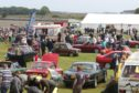 Tain Vintage Car Rally.