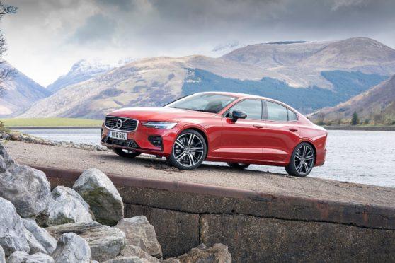 REVIEW: Enjoying a Highland road trip in sleek Volvo S60