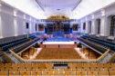 Inside Aberdeen Music Hall
