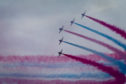The Red Arrows. Picture by Andrew Cawley.