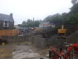 Foundations laid for cinema project.