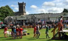 Aberlour Highland Games.