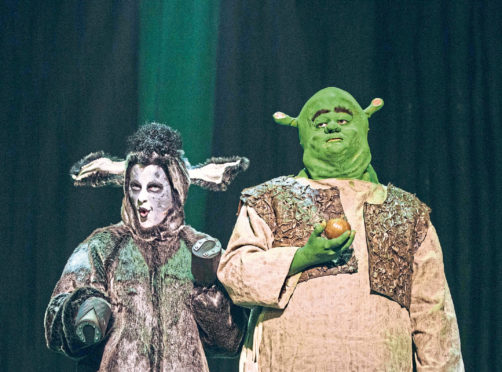 Everyone's favourite ogre is back! Catch Shrek the Musical at Aberdeen's HMT | Press and Journal
