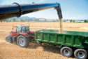 Harvest is in full swing on farms in the north and north-east.