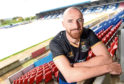 Caley Thistle midfielder James Vincent.