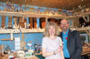 Andy and Fiona Cox, of Moray firm Pop-Up Designs
