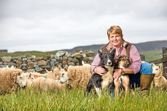 Joyce Campbell is one of our farmers fronting the campaign.