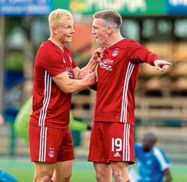 Aberdeen beat RoPS in the first qualifying round.
